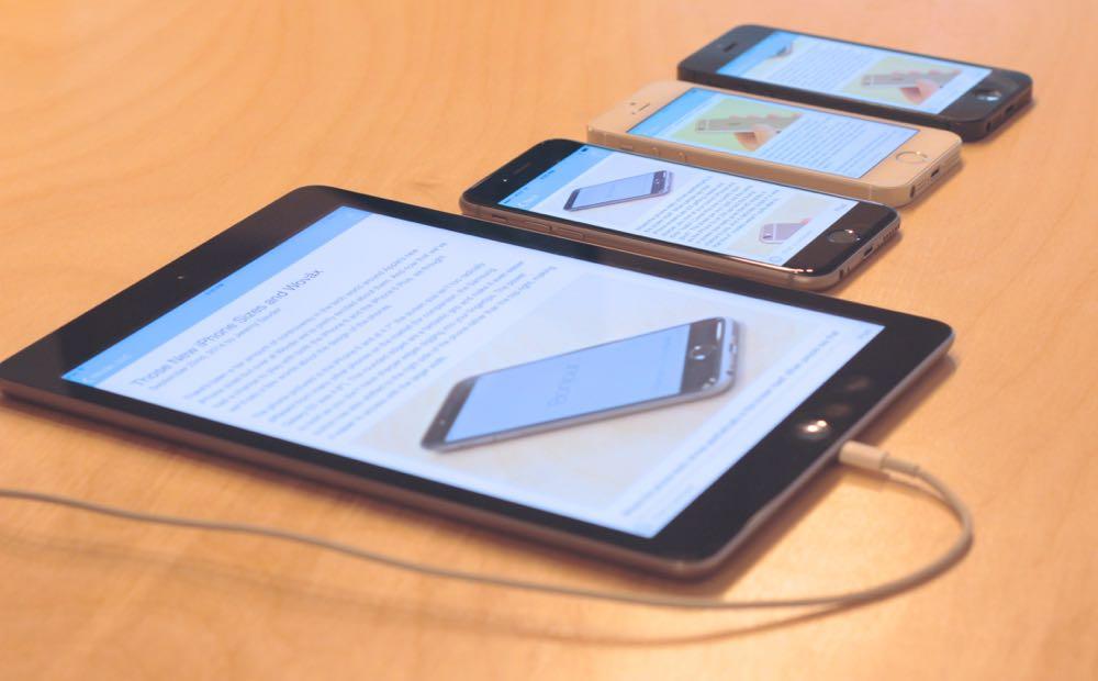 wovax apple iPhone iPhone 6 wordpress mobile app