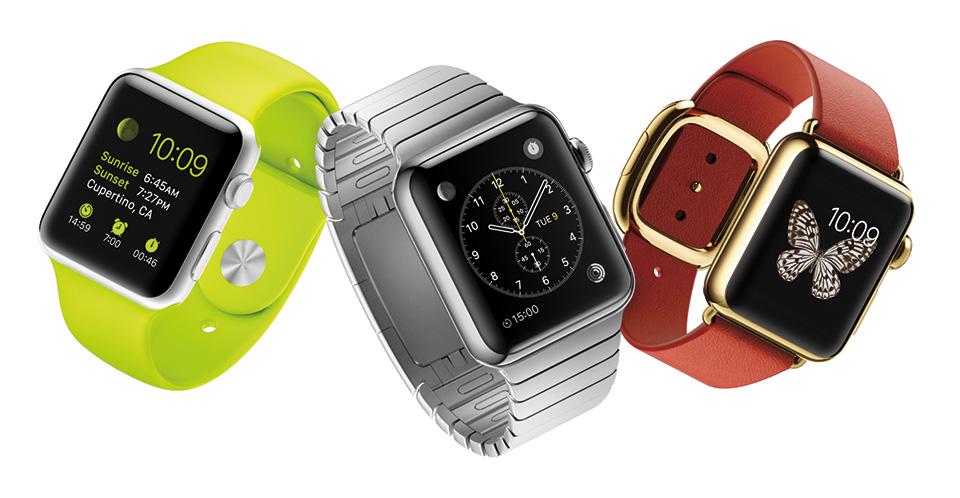 Apple Watch Wovax mobile app wordpress smartwatch