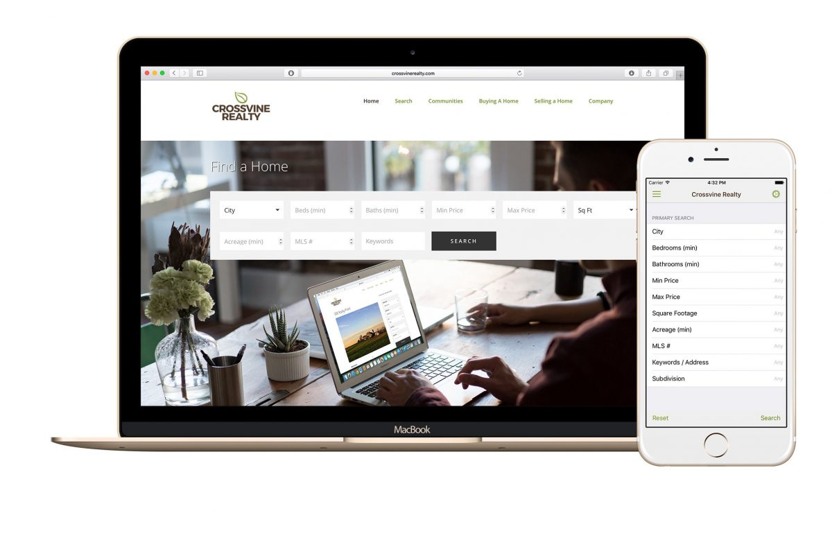 Wovax WordPress IDX Websites and Mobile Apps